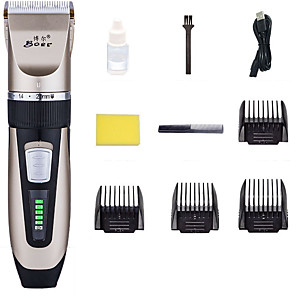 cheap Car DVD Players-Hair Care Hair Hair Trimmers Wet and Dry Shave Ceramin