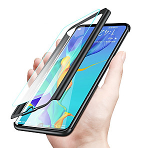 cheap Samsung Case-360 Degree Full PC Cover Phone Case For Samsung Galaxy S20 Ultra S20 Plus S10 Plus S10e S10 5G S9 Plus S8 Plus S7 Edge Protective Cover For Note 10 Pro Note 9 Note 8 Case With Screen Protector film