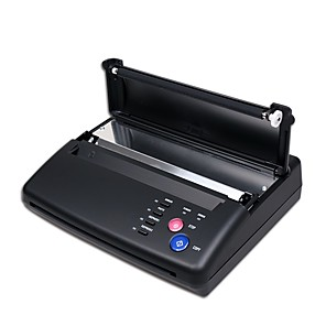 cheap Tattoo Transfers & Supplies-Copy Stencil Machine Tattoo Transfer Machine Printer Drawing Thermal Stencil Maker Copier for Tattoo Transfer Paper Supply