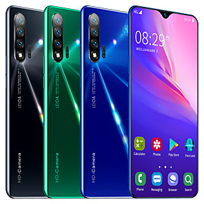 "billige Mobiltelefoner-NEO Nowa 6 6.3 inch "" 4G smartphone ( 3GB + 16GB 13 mp MT6582 + MT6290 4800 mAh mAh )"