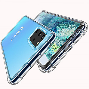 cheap Samsung Case-Case For Samsung Galaxy S20 / S20Plus / S20Ultra Shockproof Phone Cover Case for Samsung Galaxy A91/A81/A71/A51/A70S/A50S/A40S/A30S/A20S/A10S/A90/A80/A70