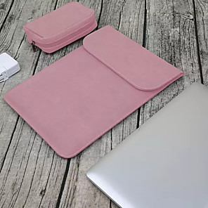 cheap Mac Accessories-Matte Laptop Case 15.6 inch Laptop Sleeve for Macbook Pro Hp Dell Asus 15 13 Case for Mac book Air 13 Laptophoes included 1 power bag