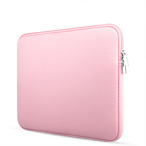 cheap Necklaces-11.6 Inch Laptop / 12 Inch Laptop / 13.3 Inch Laptop Sleeve Textured / Plain Unisex Waterpoof Shock Proof