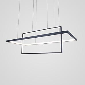cheap Pendant Lights-2-Light 38 cm Cluster Design Pendant Light Aluminum Painted Finishes LED / Modern 110-120V / 220-240V