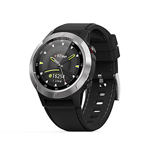 cheap Smartwatches-NORTH EDGE X-TREK3 Men's Smartwatch Android iOS Bluetooth Touch Screen GPS Heart Rate Monitor Sports Compass ECG+PPG Stopwatch Pedometer Sleep Tracker Sedentary Reminder