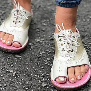 cheap Women's Sandals-Women's Sandals Flat Sandals Bunion Sandals Summer Flat Heel Open Toe Daily PU White / Yellow / Green