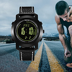 cheap Smartwatches-Spovan BoriII-B Unisex Smartwatch Android iOS Bluetooth Waterproof Heart Rate Monitor Blood Pressure Measurement Calories Burned Health Care ECG+PPG Timer Pedometer Sedentary Reminder Temperature