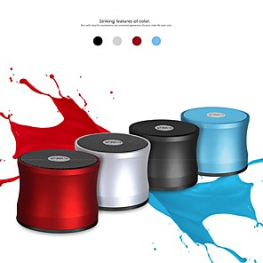 cheap Portable Speakers-EWA A109 Portable Wireless Bluetooth Speaker Outdoor Hand Free HIFI Small Speakers Heavy Bass Stereo Sports Bluetooth Player Phone Speaker MP3 Player