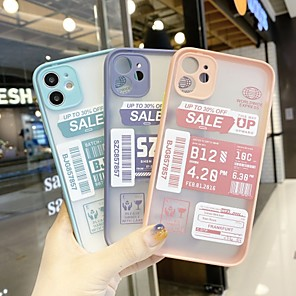 cheap iPhone Cases-Case For Apple iPhone 11 / iPhone 11 Pro / iPhone 11 Pro Max Shockproof Back Cover Cartoon Plastic