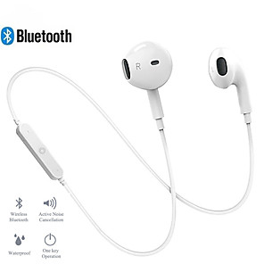 cheap TWS True Wireless Headphones-Wireless Bluetooth Earphones Neckband Headset Stereo In-Ear With Microphone for Sport Fitness