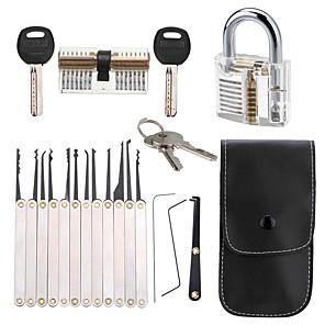 cheap Tool Sets-Manual lock repair tool set 25 piece set 19 piece set 40 piece set