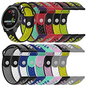 cheap Smartwatch Bands-Watch Band for Vivomove / Vivomove HR / Vivoactive 3 Garmin Sport Band Silicone Wrist Strap