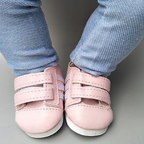 cheap Kids' Flats-Girls' Comfort PU Flats Infants(0-9m) White / Pink Spring