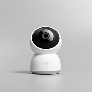 cheap Indoor IP Network Cameras-IMILAB IP Camera 19E Mi Home App WiFi Security CCTV Camera HD 1080P Surveillance Baby Monitor H.265