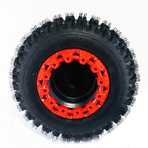 cheap Car Body Decoration & Protection-1PCS 8 Inchs Plastic ATV Wheel Trim Hub Protection Decorated Rim Cap Protectors