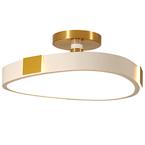cheap Dimmable Ceiling Lights-Modern Simple LED Ceiling Light Personality Creative Dining Room Living Room Aluminum Tianyi Lamp 16W