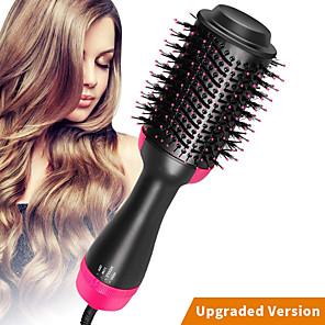 cheap Outdoor Speakers-Dropshipping Hair Brush One-Step Hair BrushVolumizer Negative Ion Generator Hair Curler Straightener Styling Tools