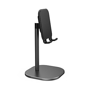 cheap Phone Mounts & Holders-Universal Tablet Phone Holder Desk For iPhone Desktop Tablet Stand For Cell Phone Table Holder Mobile Phone Stand Mount