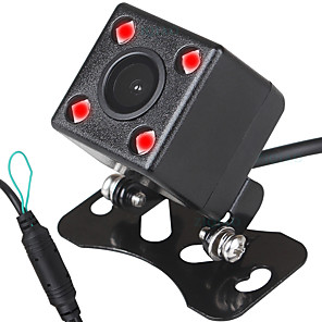 cheap Car Rear View Camera-ZIQIAO 480TVL 720 x 480 CCD Wired 170 Degree Rear View Camera Waterproof / Plug and play / Night Vision for Car