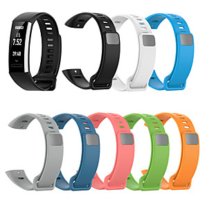 cheap Smartwatch Bands-Watch Band for Huami Amazfit COR 2 / Huawei band 2 pro Huawei Sport Band Silicone Wrist Strap