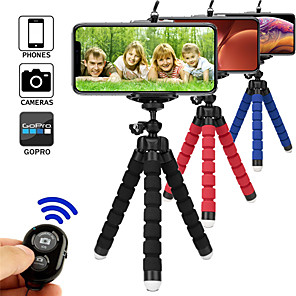 cheap Selfie Sticks-Flexible Gorillapod Octopus Mini Tripod for Phone Camera Mini Tripods for Phone Mobile Tripod For iPhone Samsung Xiaomi