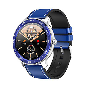 cheap Smartwatches-WB03 Men Women Smartwatch Android iOS Bluetooth Waterproof Touch Screen Heart Rate Monitor Blood Pressure Measurement Sports Timer Pedometer Call Reminder Sleep Tracker Sedentary Reminder