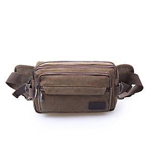 cheap Running Bags-Running Belt Fanny Pack Waist Bag / Waist pack 10 L for Camping / Hiking Climbing Leisure Sports Sports Bag Multifunctional Breathable Rain Waterproof Running Bag