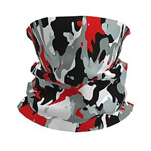cheap Latin Dancewear-Men's / Unisex 3D Print Square Scarf / Infinity Scarf / Hijab - Print / Color Block Multifunctional