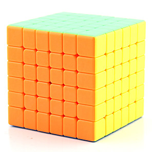 cheap Magic Cubes-Speed Cube Set Magic Cube IQ Cube D921 Speed Rotate Speed Stone Cube 6*6*6 Magic Cube Puzzle Cube Office Desk Toys Natural Teen Adults' Toy All Gift