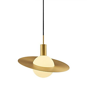 cheap Pendant Lights-15 cm Globe Design Pendant Light Hemp Rope Painted Finishes Traditional / Classic / Nordic Style 220-240V