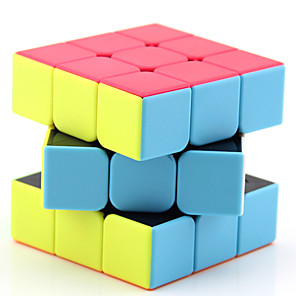 cheap Magic Cubes-Speed Cube Set Magic Cube IQ Cube D918 Speed Rotate Speed 3*3*3 Magic Cube Puzzle Cube Office Desk Toys Teen Adults' Toy All Gift