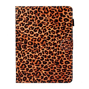 cheap iPad case-Case For Apple iPad New Air 10.5 / iPad Mini 3/2/1/4/5 Card Holder / with Stand / Flip Full Body Cases Tile PU Leather For iPad 10.2 2019/Pro 11 2020/Pro 9.7/2017/2018