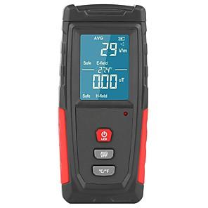 cheap Testers & Detectors-WT3121 Handheld Digital LCD EMF Meter Electromagnetic Radiation Tester Electric Field Magnetic Field Dosimeter Detector