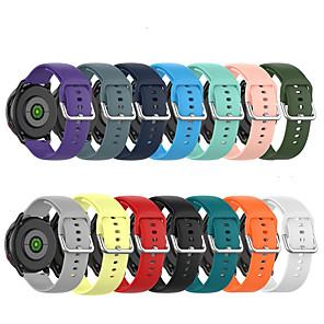 cheap Smartwatch Bands-Watch Band for Vivoactive 3 / Garmin Forerunner245 / Garmin Venu Garmin Sport Band Silicone Wrist Strap