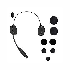 cheap Motorcycle Helmet Headsets-EJEAS E300 Motorcycle Bluetooth Headset / 4.2 bluetooth / two real-time call full duplex free PTT button / automatic answer / standby 300 hours / longest intercom distance 300m