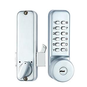 cheap Bathroom Gadgets-Kitchen Balcony Sliding Door Combination Lock Sliding Door Sliding Door Combination Lock Mechanical Combination Lock