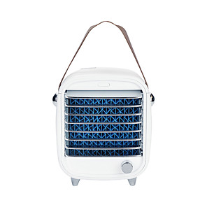 cheap Humidifiers-Remax Fan F35 ABS White