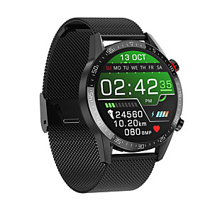 cheap Smartwatches-CL13 Men Women Smartwatch Android iOS Bluetooth Waterproof Touch Screen Heart Rate Monitor Blood Pressure Measurement Sports Stopwatch Pedometer Call Reminder Activity Tracker Sleep Tracker