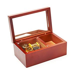 cheap Music Boxes-Music Box Music Jewelry box Musical Jewellery Box Unique Women's Girls' Kid's Adults Graduation Gifts Toy Gift