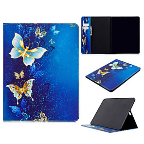 cheap iPad case-Case For Apple iPad Pro 11''(2020) Ipad Pro 12.9''(2020) Phone Case PU Leather Material Painted Pattern Phone Case for iPad Mini 5 4 3 2 1 iPad 9.7 iPad 2017 iPad 2018