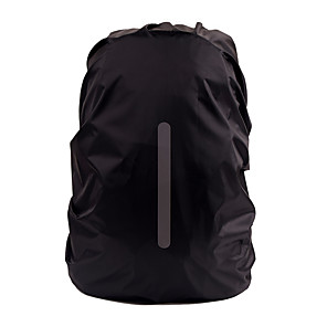 cheap Backpacks & Bags-18-25 L Storage Bag Backpack Rain Cover Lightweight Rain Waterproof Anti-Slip Fast Dry Outdoor Hiking Climbing Camping Polyester Black Green