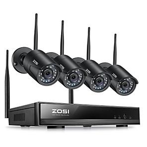 cheap Wireless CCTV System-90 ° PAL / NTSC SNR 45 Transfer Rate 11 Mb/S
