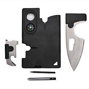 cheap Other Hand Tools-10 in 1 Multi Purpose Survival Tools Pocket Credit Card