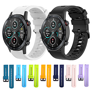 cheap Smartwatch Bands-Watch Band for Huawei Watch GT / Huawei Watch 2 / Huawei Watch 2 Pro Huawei Sport Band / Classic Buckle Silicone Wrist Strap
