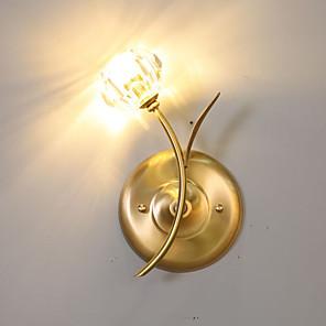 cheap Indoor Wall Lights-QIHengZhaoMing Wall Lamps & Sconces Crystal Wall Light 110-120V / 220-240V 5 W