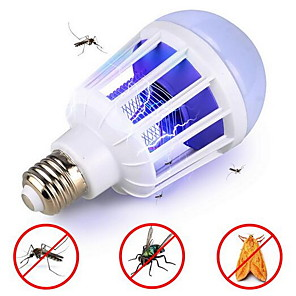 cheap Health & Household Care-LED Mosquito Bulb E27/B22 LED Bulb For Home Lighting Bug Zapper Trap Lamp Insect Anti Mosquito Repeller Light