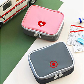 cheap Travel Security-First Aid Kit / Travel Medicine Box / Case Nonwoven Portable / Luggage Accessory / Travel Accessories for Emergency Simple