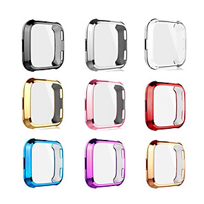 cheap Smartwatch Bands-Cases For Fitbit Versa / fitbit versa 2 TPU Compatibility Fitbit