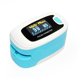 billige Thermometers-cms50na oled fingerspids puls oximeter blod ilt mætning spo2 pr time