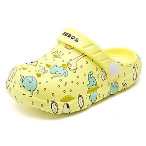 cheap Kids' Sandals-Boys' / Girls' Sandals Comfort / First Walkers PU Toddler(9m-4ys) / Little Kids(4-7ys) Water Shoes / Upstream Shoes Denim Blue / Purple / Yellow Summer / Rubber